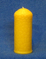 Flagstone Pillar Candle Mould