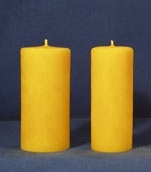 Smooth Pillar Candle Moulds